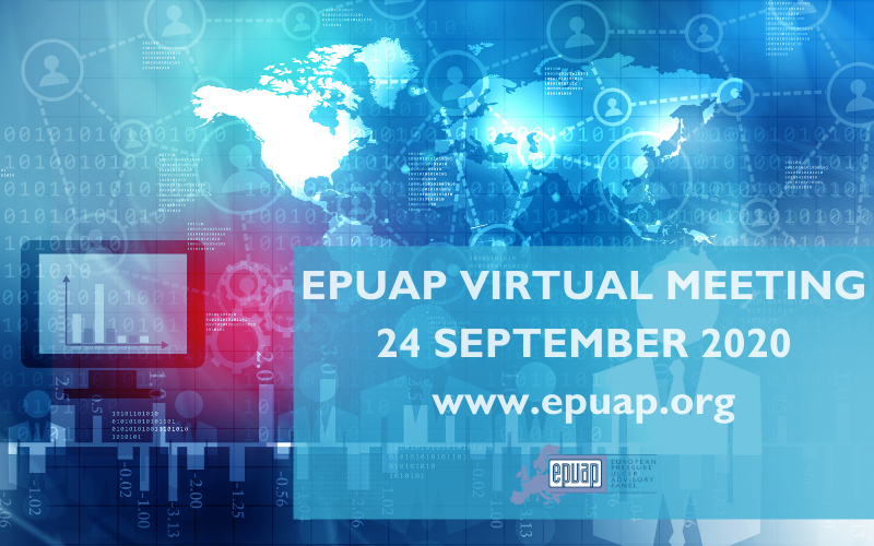 EPUAP VIRTUAL MEETING 2020